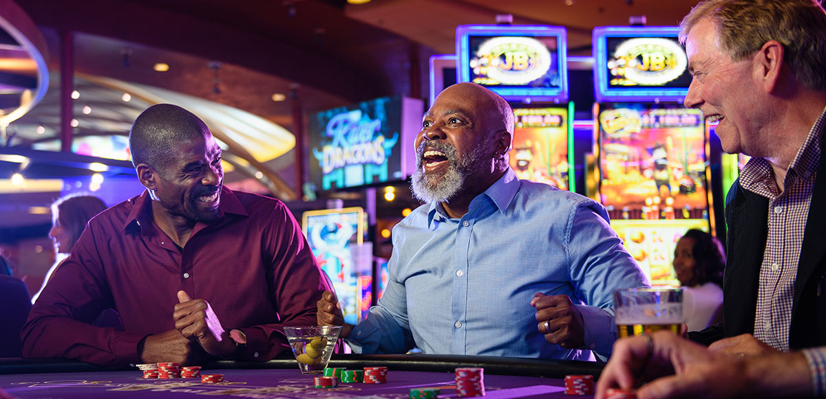 How To Make Use Of Online Casino To Want