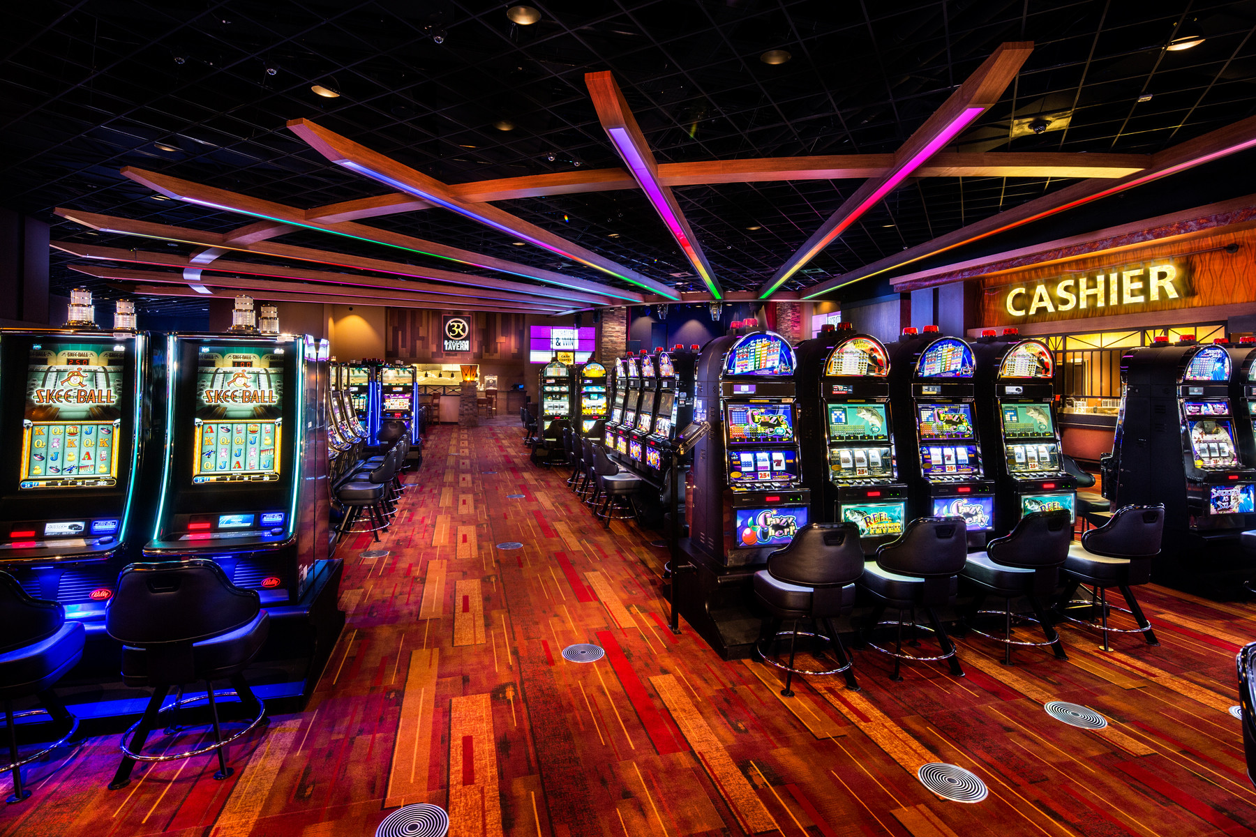 Three Steps To Casino Of Your Goals